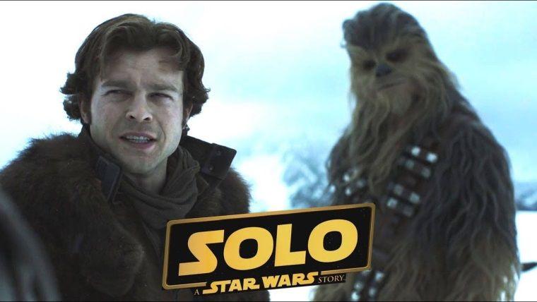 Solo: A Star Wars Story karakterlerinin posterleri yayınlandı