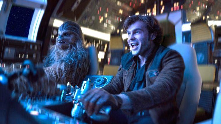 Disney, çalıntı çıkan Han Solo posterlerini araştırıyor