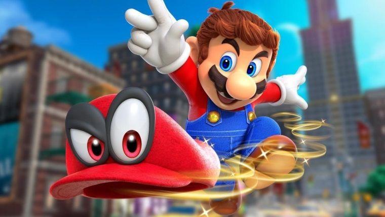 Super Mario Odyssey 10 milyon satış barajını geride bıraktı
