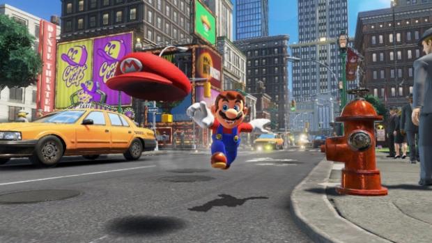 Super Mario Odyssey'de ilginç bir detay bulunuyor