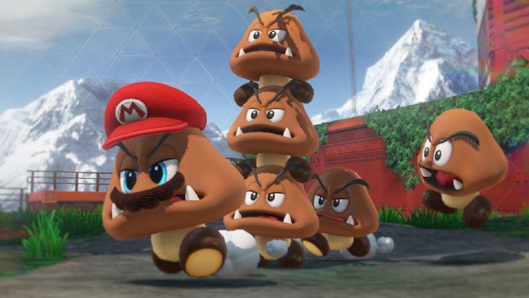 Super Mario Odyssey'in çevrimiçi modu olabilir