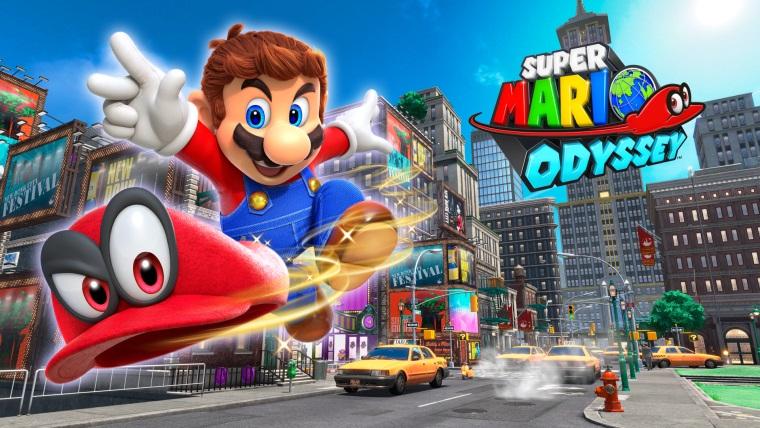 Super Mario Odyssey, en hızlı satan Mario oyunu oldu