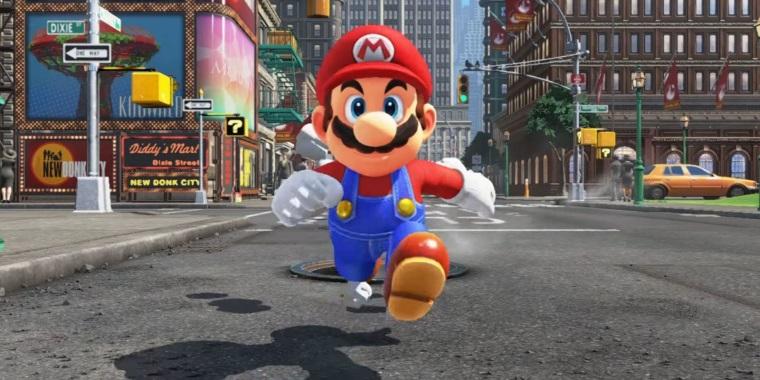 Super Mario'nun büyük bütçeli filmi geliyor