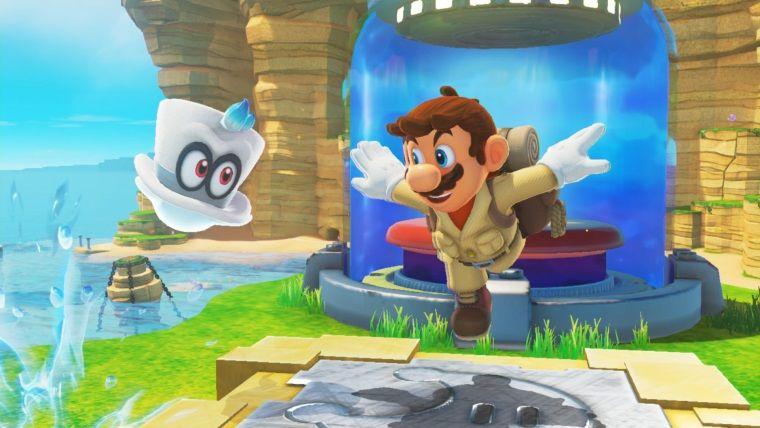 Rusya'da yayınlanan Super Mario Odyssey fragmanı dikkat çekiyor
