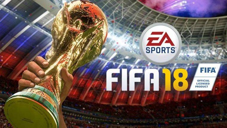 FIFA 18 için gelen FIFA Dünya Kupası güncellemesi erişime açıldı