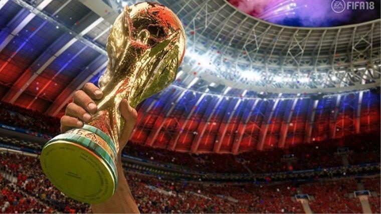 Fifa 18, Dünya Kupasında şampiyon olacak takımı tahmin etti