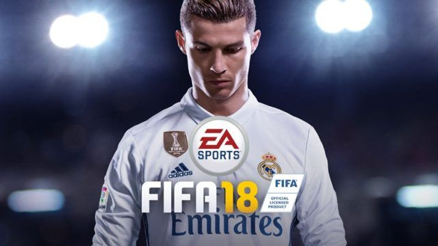 Nintendo Switch'te FIFA 18'in oynanış videosu