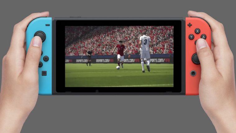 EA'nin Switch ile geleceği FIFA 18'in başarısına bağlı