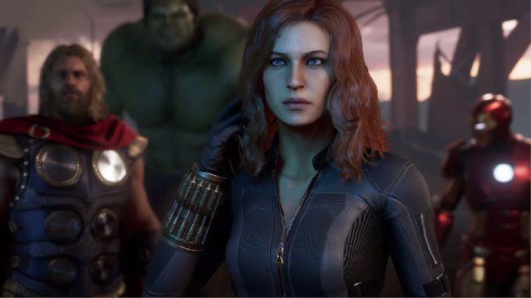 Avengers oyunundan Black Widow'a ait yeni video ve bilgiler geldi