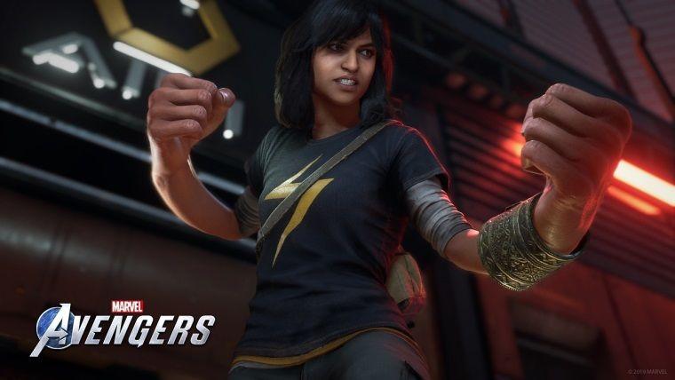 Avengers kadrosuna Kamala Khan da katıldı