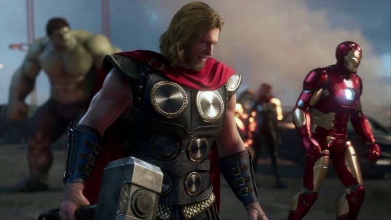 Marvel's Avengers'ın ne kadar süreceği ortaya çıktı