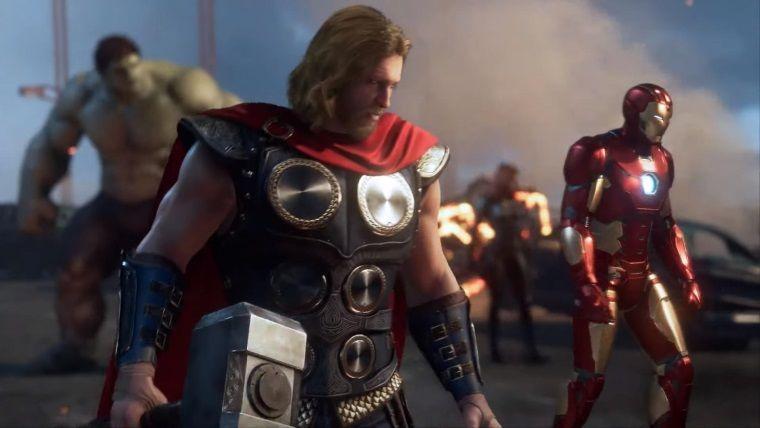 Stan Lee, Marvel's Avengers oyununun geliştirme sürecinde yer almış