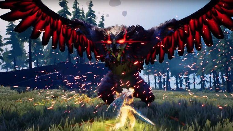 Monster Hunter benzeri ücretsiz oyun Dauntless açık betaya girdi