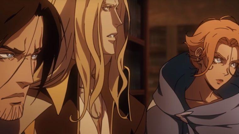 Castlevania animasyon serisinin ikinci sezon fragmanı yayınlandı