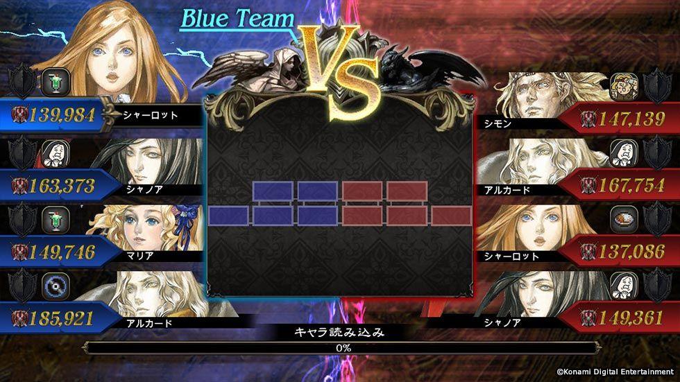 Konami yetkilileri, yeni bir Castlevania oyunu daha duyurdu