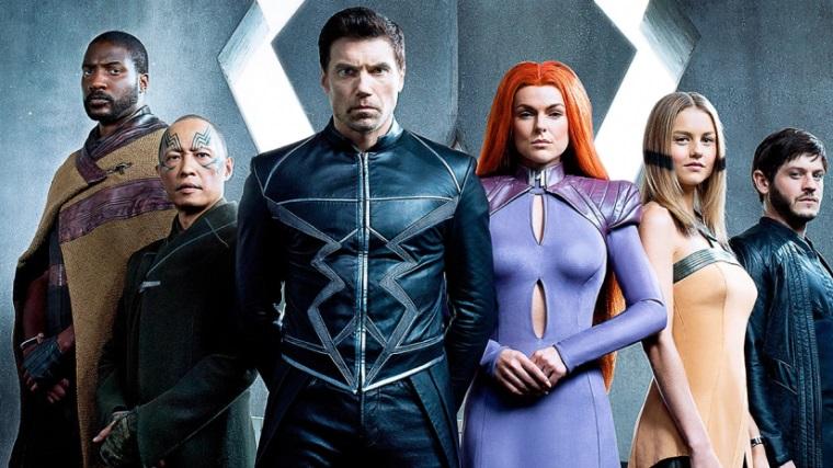 Inhumans dizisinin yeni fragmanı yayınlandı