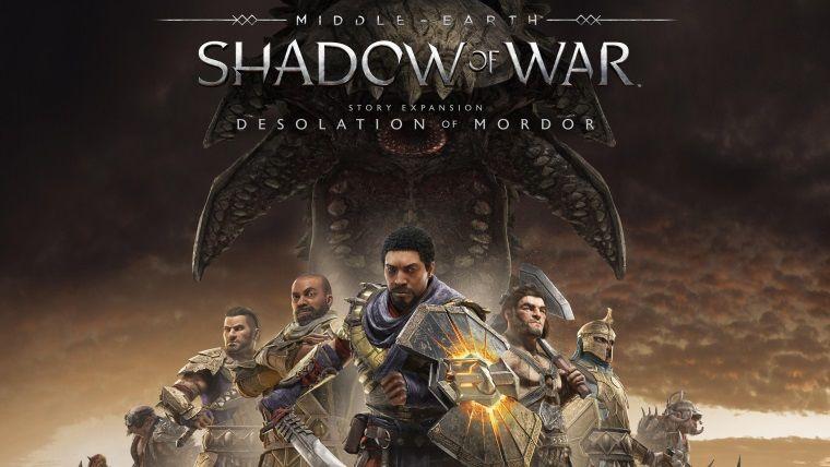 Shadow of War'un ek paketi Desolation of Mordor Story çıktı