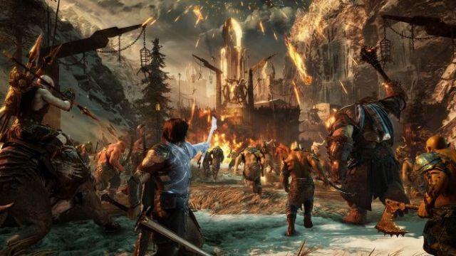 Middle Earth: Shadow of War'dan yarım saatlik oynanış videosu