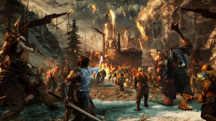 Middle Earth: Shadow of War'dan yeni fragman geldi