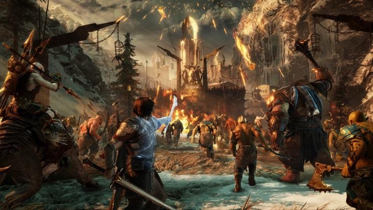 Shadow of War'un Orc kabilelerinden Mystic Tribe ile tanışın