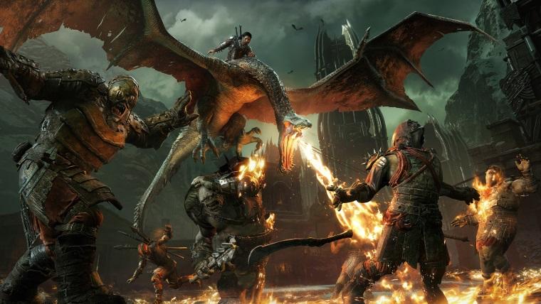 Shadow of War'un mobil oyunu çıktı