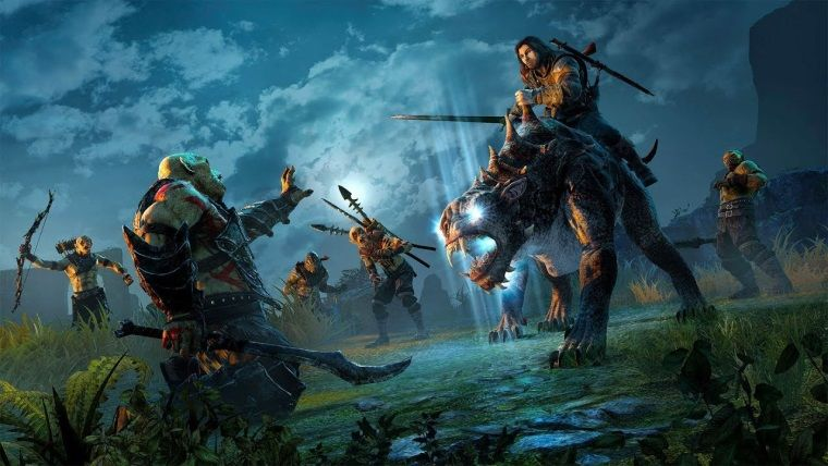Shadow of War'un yeni yaması dövüş çukurlarını getirdi