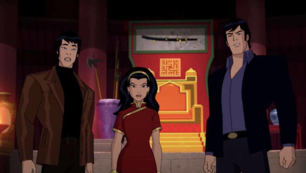 DC animasyonu Batman: Soul of the Dragon'ın ilk fragmanı yayınlandı