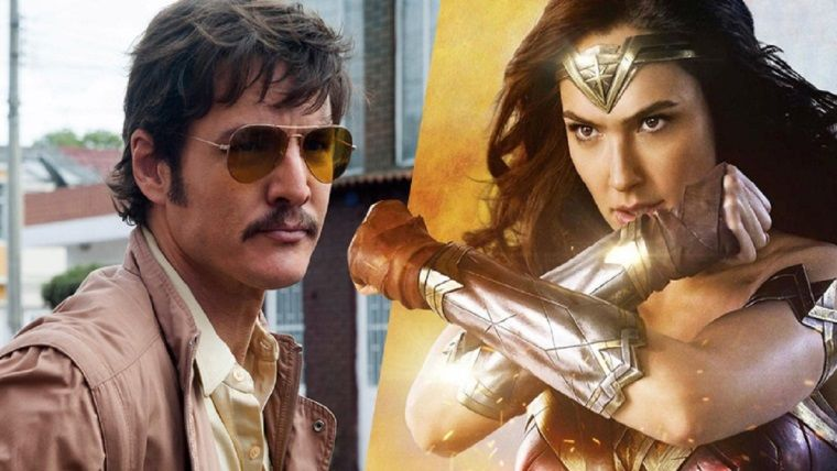 Pedro Pascal, Wonder Woman 2 de anahtar bir rol oynayacak