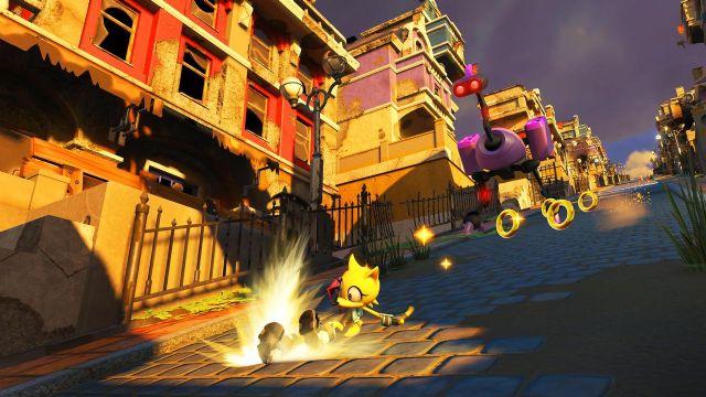 Sonic Forces'da kendi karakterlerimizi yaratabileceğiz!