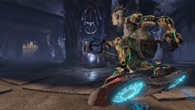 Quake Champions'a gerçek oyuncuları taklit eden bot'lar geliyor