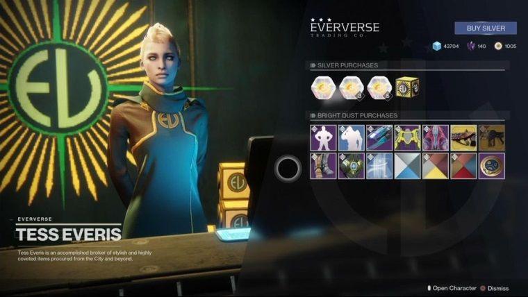 Destiny ücretli Loot Box dönemini sonlandırıyor