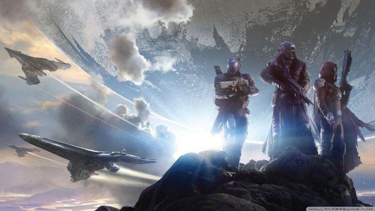 Destiny 2 aslında gördüğümüz oyun değilmiş