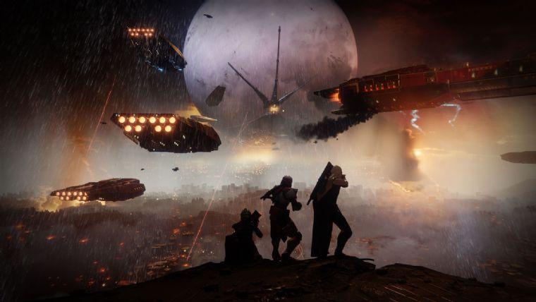 Destiny 2'nin dosya boyutu belli oldu