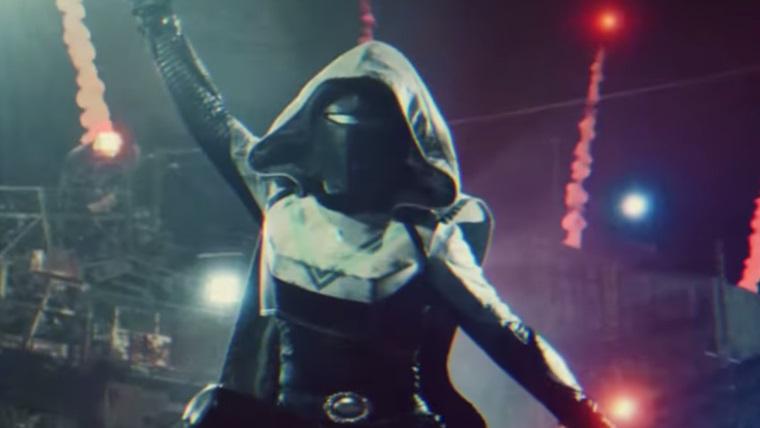 Destiny 2'den Live-Action dans partisi