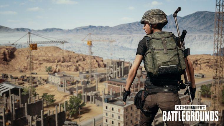 Playerunknown's Battlegrounds'a büyük bir güncelleme daha geldi
