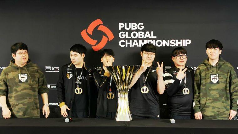 PubG Global Championship Finalleri'nde şampiyon Gen.G