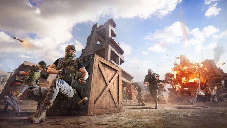 Yeni güncelleme ile PUBG'ye Team Deathmatch modu geliyor