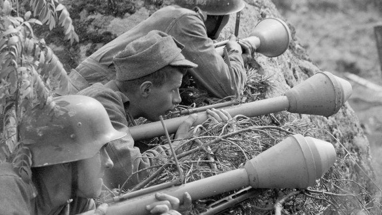 PUBG'ye ilk geri tepme özelliği olan silah, Panzerfaust ekleniyor