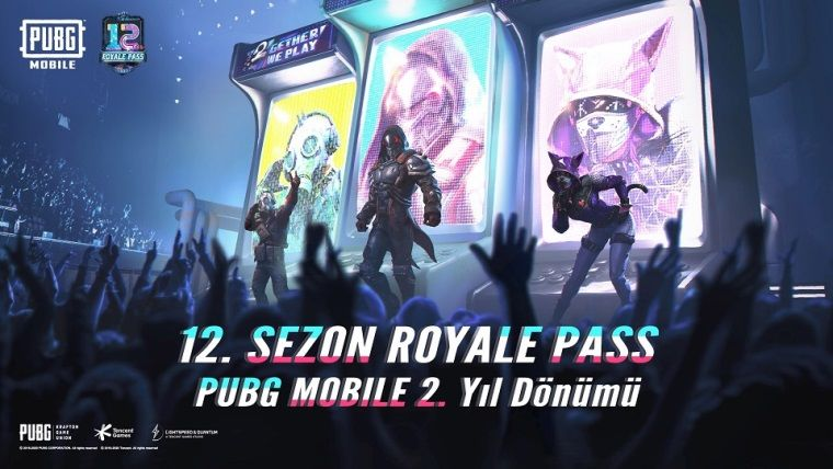 2 yılını kutlayan PUBG Mobile için yeni eşyalar geliyor