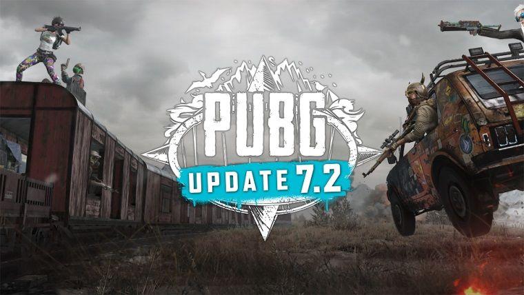 PUBG 7.2 yaması ve dereceli mod detayları açıklandı