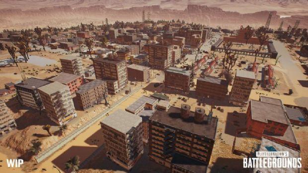 PlayerUnknown's Battlegrounds'un yeni haritası ortaya çıktı