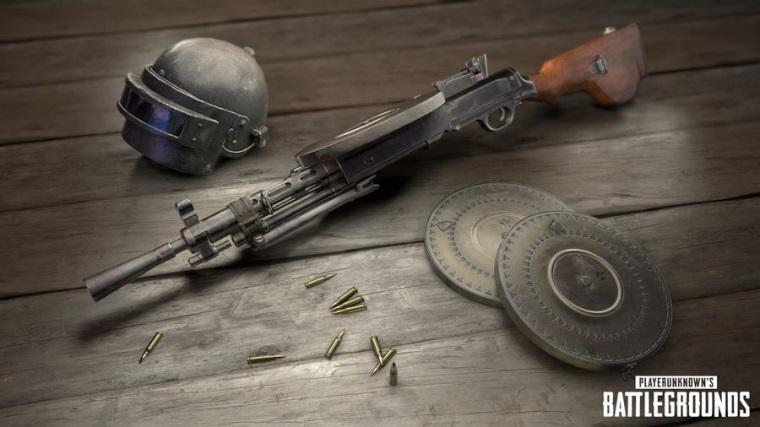 PUBG için 2 yeni silah geliyor