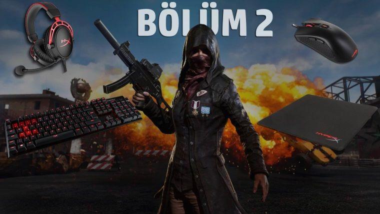 Playerunknown's Battlegrounds oynuyoruz - Bölüm 02
