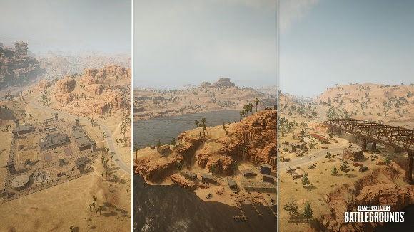 PUBG 12.1 güncellemesi yenilenen Miramar'ı oyuna ekliyor