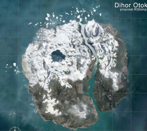 PUBG'nin karlı haritasına ait ilk görseller sızdırıldı!