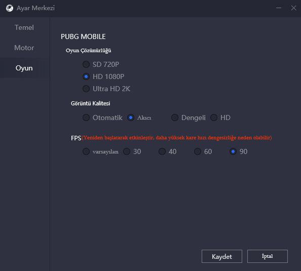 PUBG Mobile PC indirme kasma sorunu çözümü