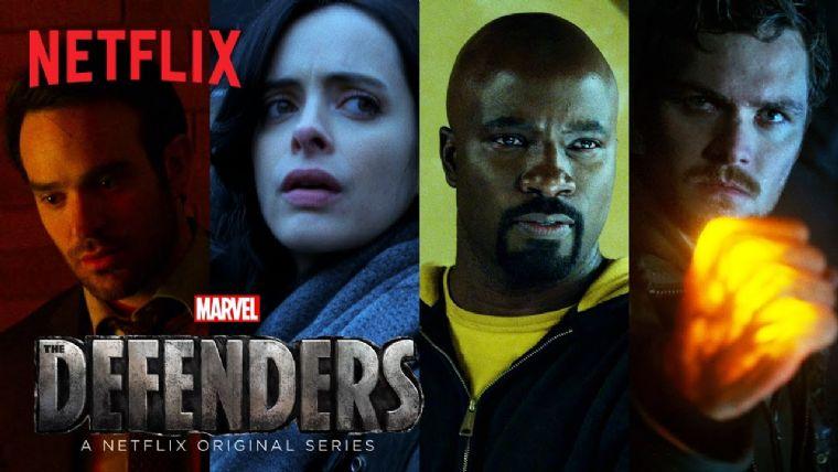 The Defenders için yeni fragman yayınlandı