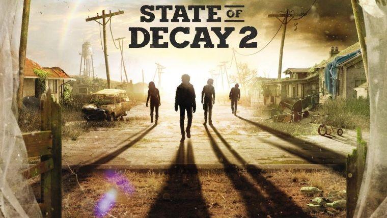 State of Decay 2 için güncelleme duyuruldu