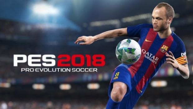 PES 2018 en iyi PC'de görünecek