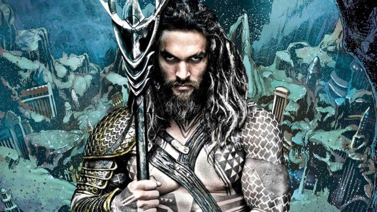 Aquaman filminin fragmanını bekleyenler için kötü haber